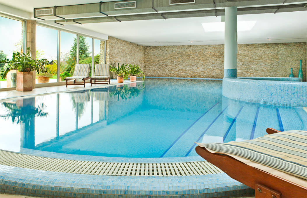 Echo Residence All Suite Hotel Tihany - Wellness