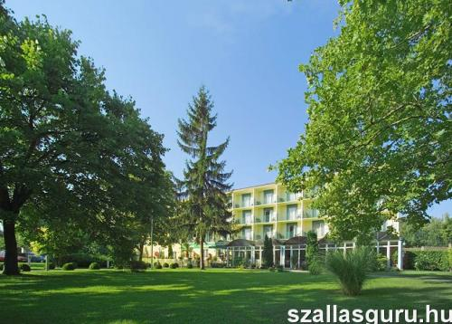Hotel Rel Balatonfldvr - Kls homlokzat