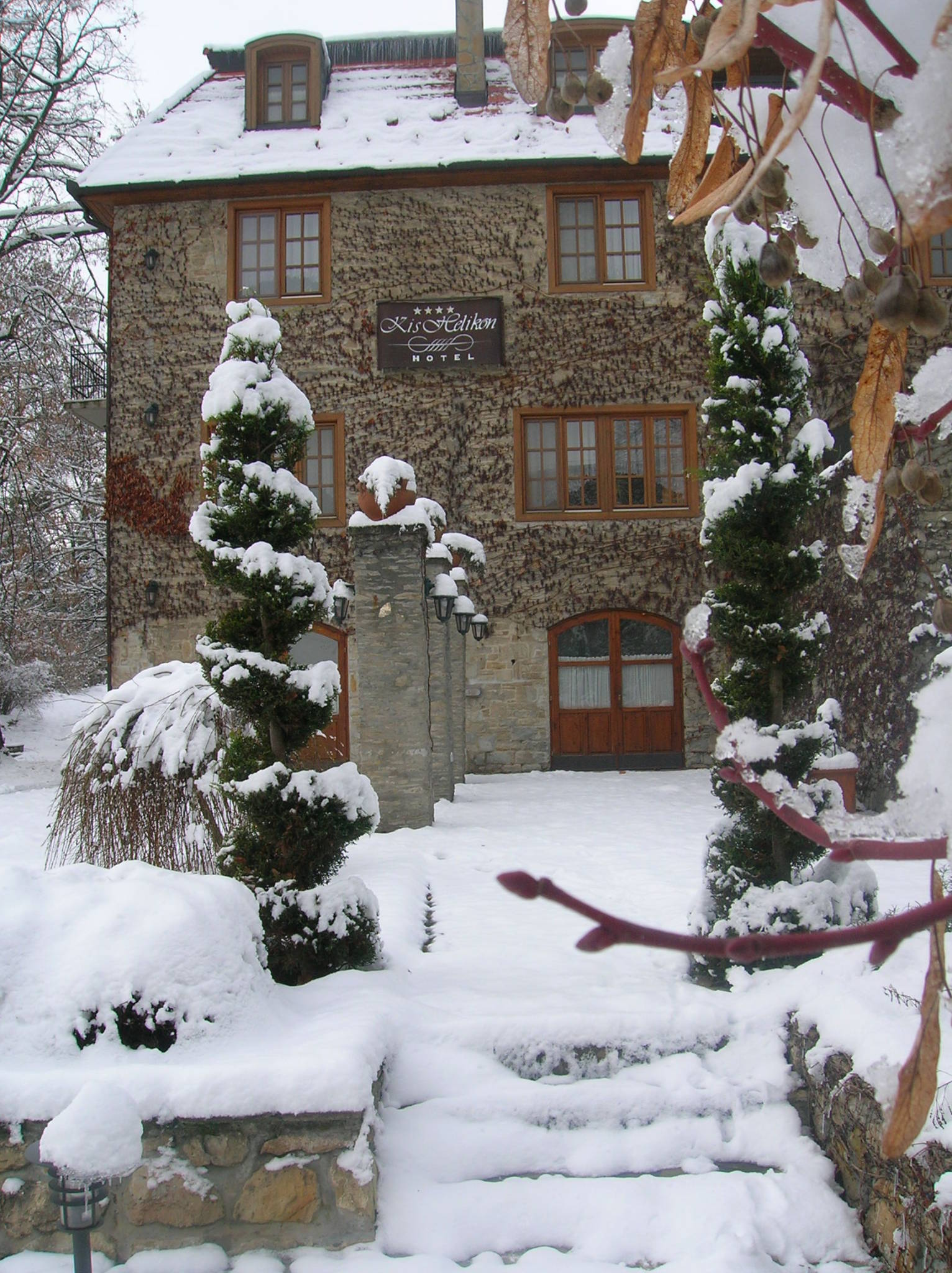 Kis Helikon Residence Hotel Hvz - Tli szlloda