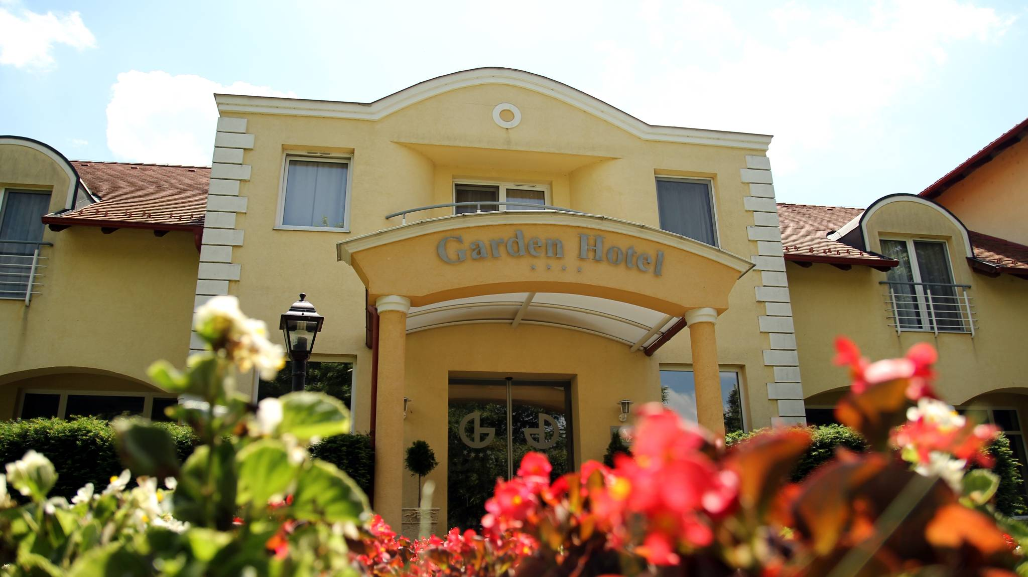 Garden Hotel Szolnok - hotel