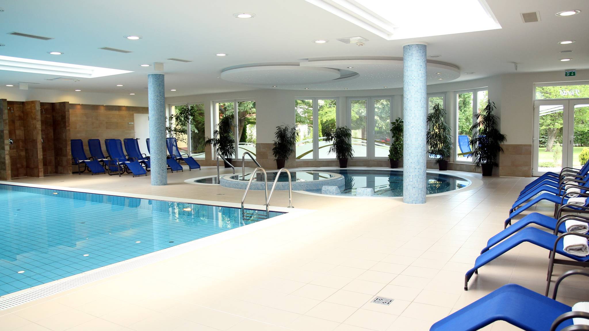 Garden Hotel Szolnok - wellness