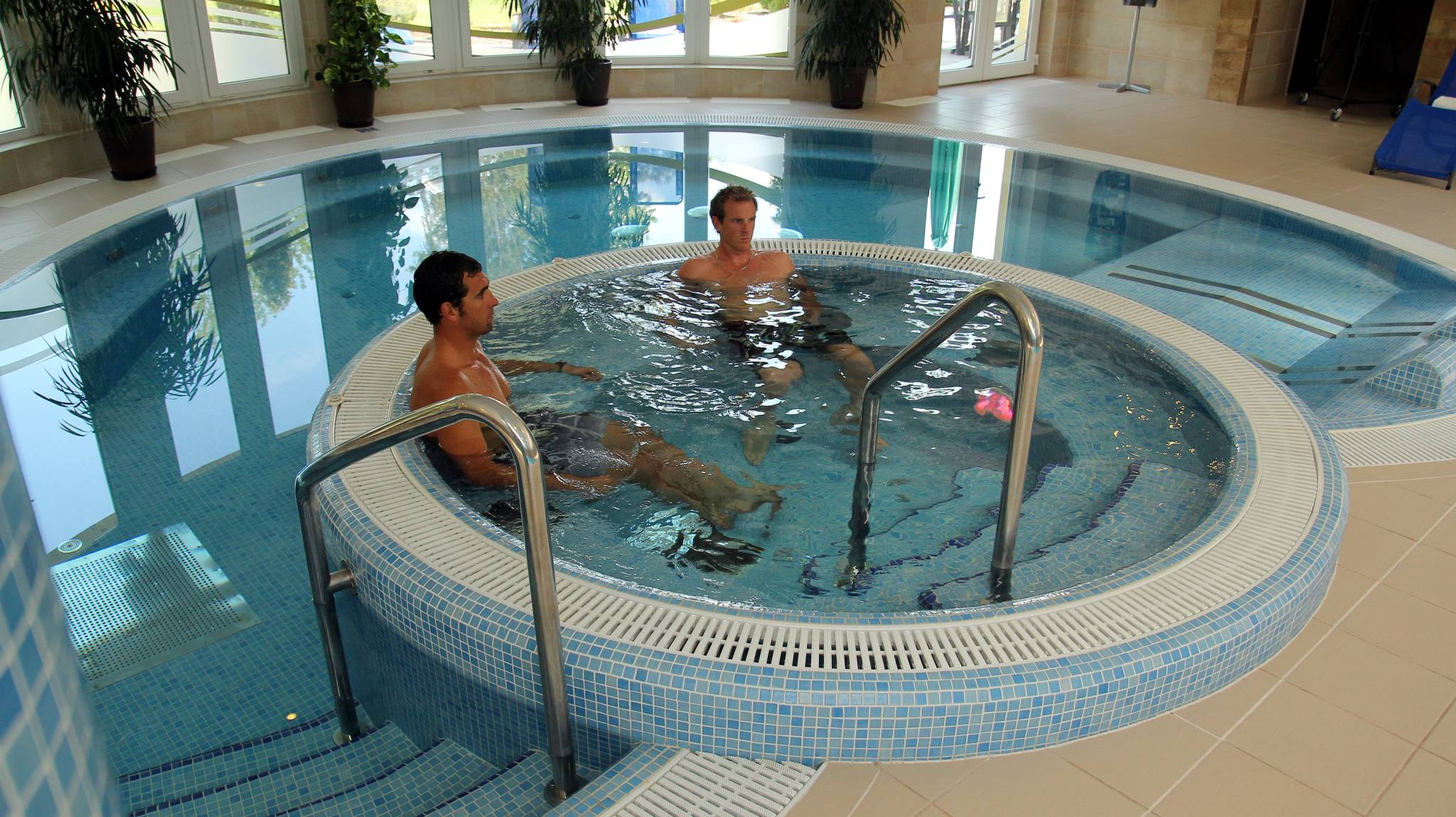 Garden Hotel Szolnok - jacuzzi