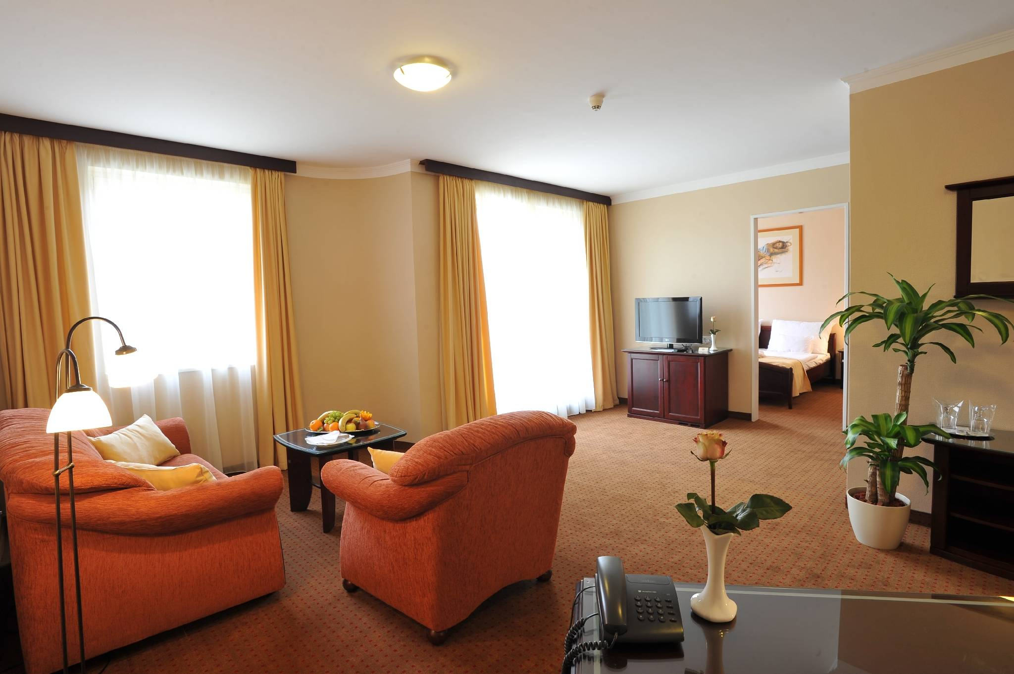 Garden Hotel Szolnok - apartman