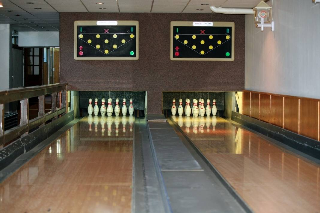 Hotel Ezstpart Sifok - Bowling