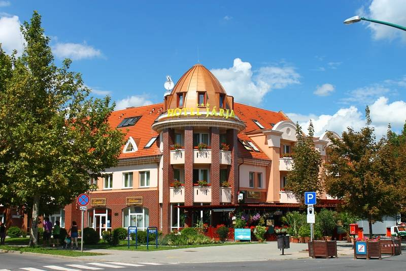 Hotel Jrja Hajdszoboszl 