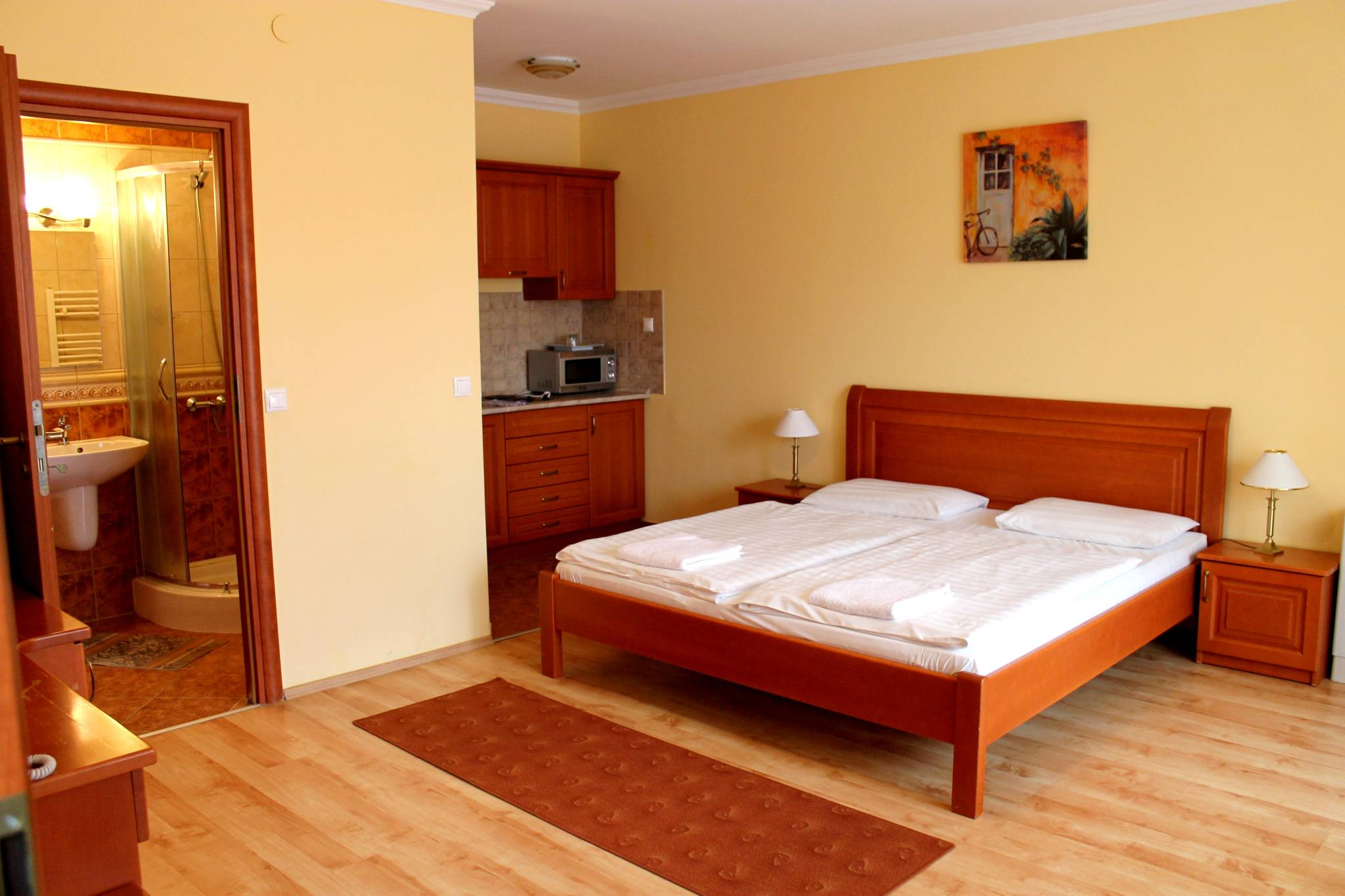 Hotel Jrja Hajdszoboszl - Franciagyas apartman