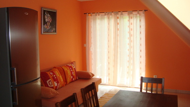 Easy Apartmanhz Keszthely - nappali