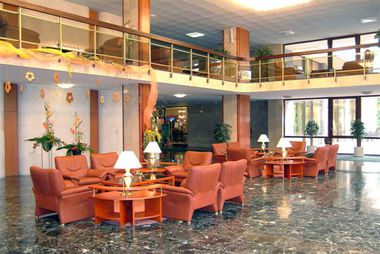Hotel Balnea Esplanade Pieany - Lobby