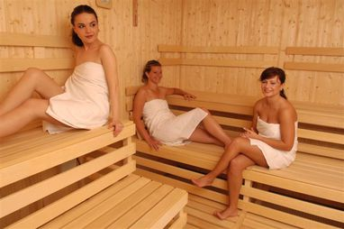 Hotel Balnea Esplanade Pieany - Fnska sauna