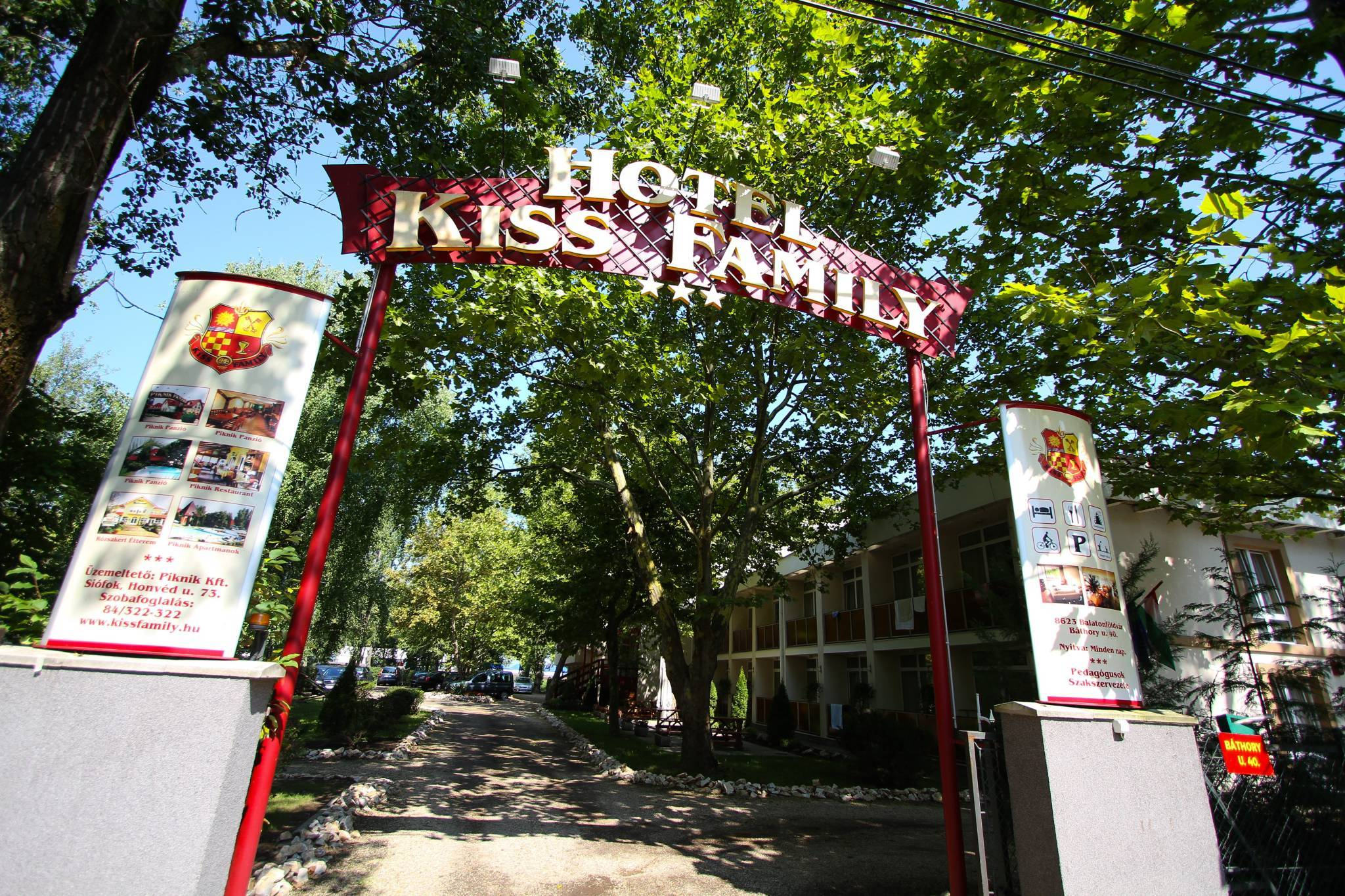 Hotel Kiss Family Balatonfldvr