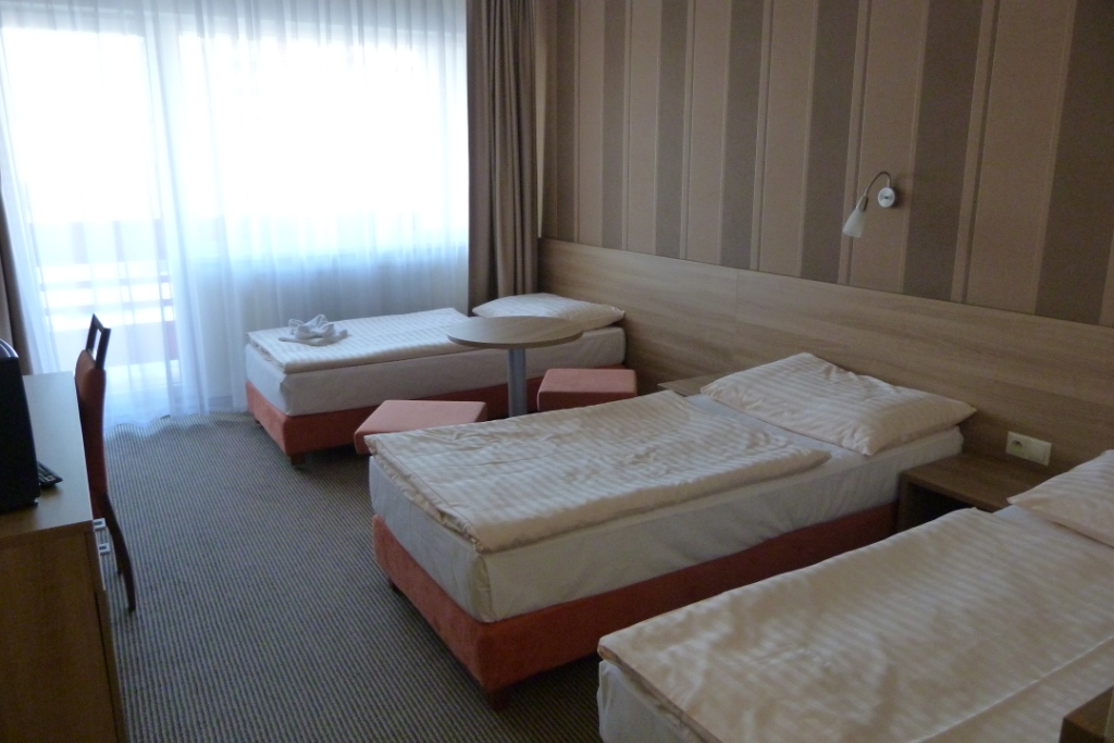 City Hotel Bratislava - tandard troposteov