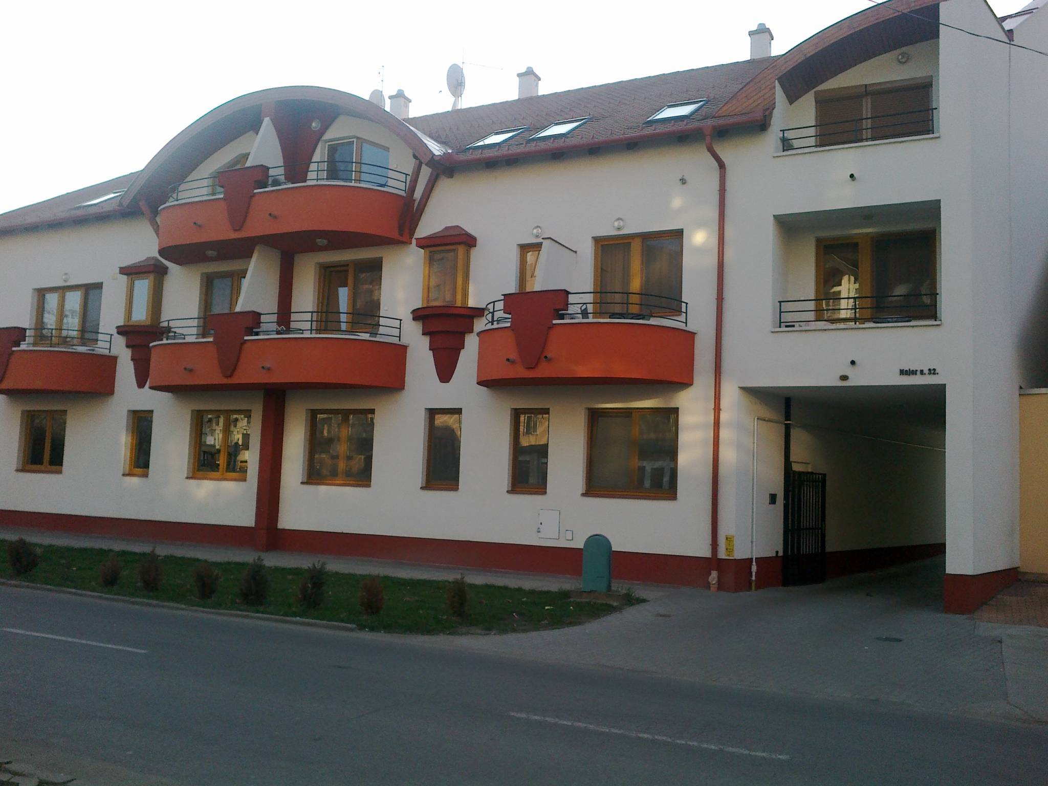 Cristian Apartman Hajdszoboszl 