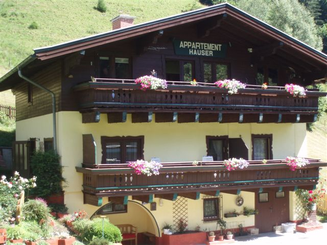 Appartement Hauser-Mitterer Zell am See