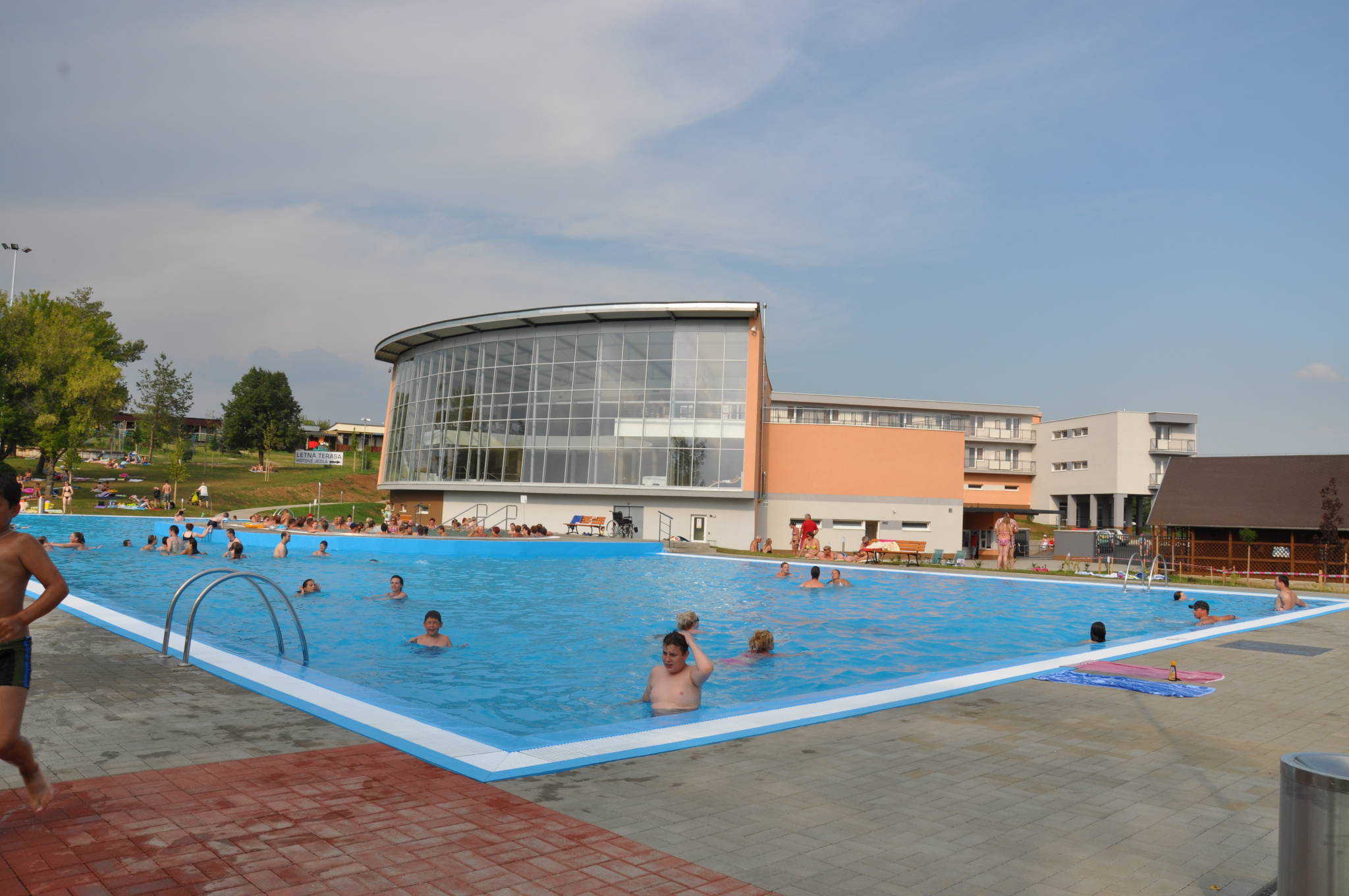 Hotel Aquatermal Dolná Strehová