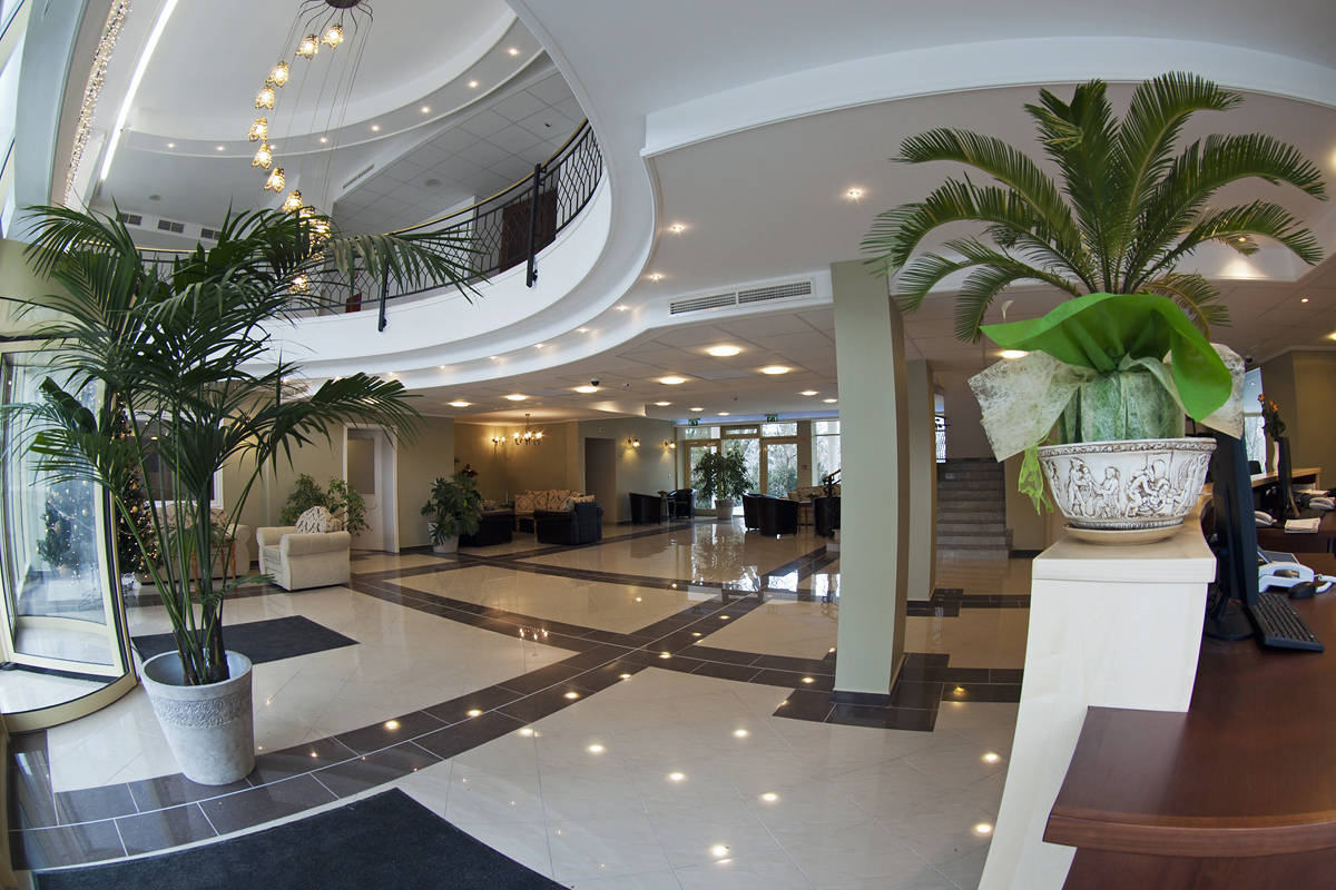 Calimbra Wellness s Konferencia Hotel Miskolctapolca - Lobby