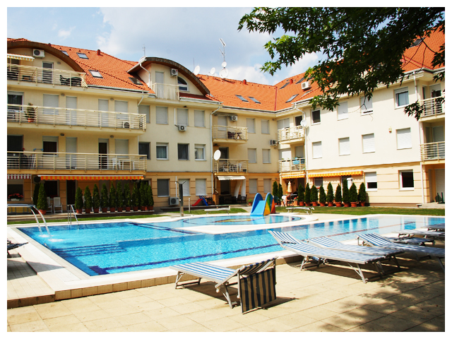 Carpe Diem Wellness Apartments Hajdszoboszl 