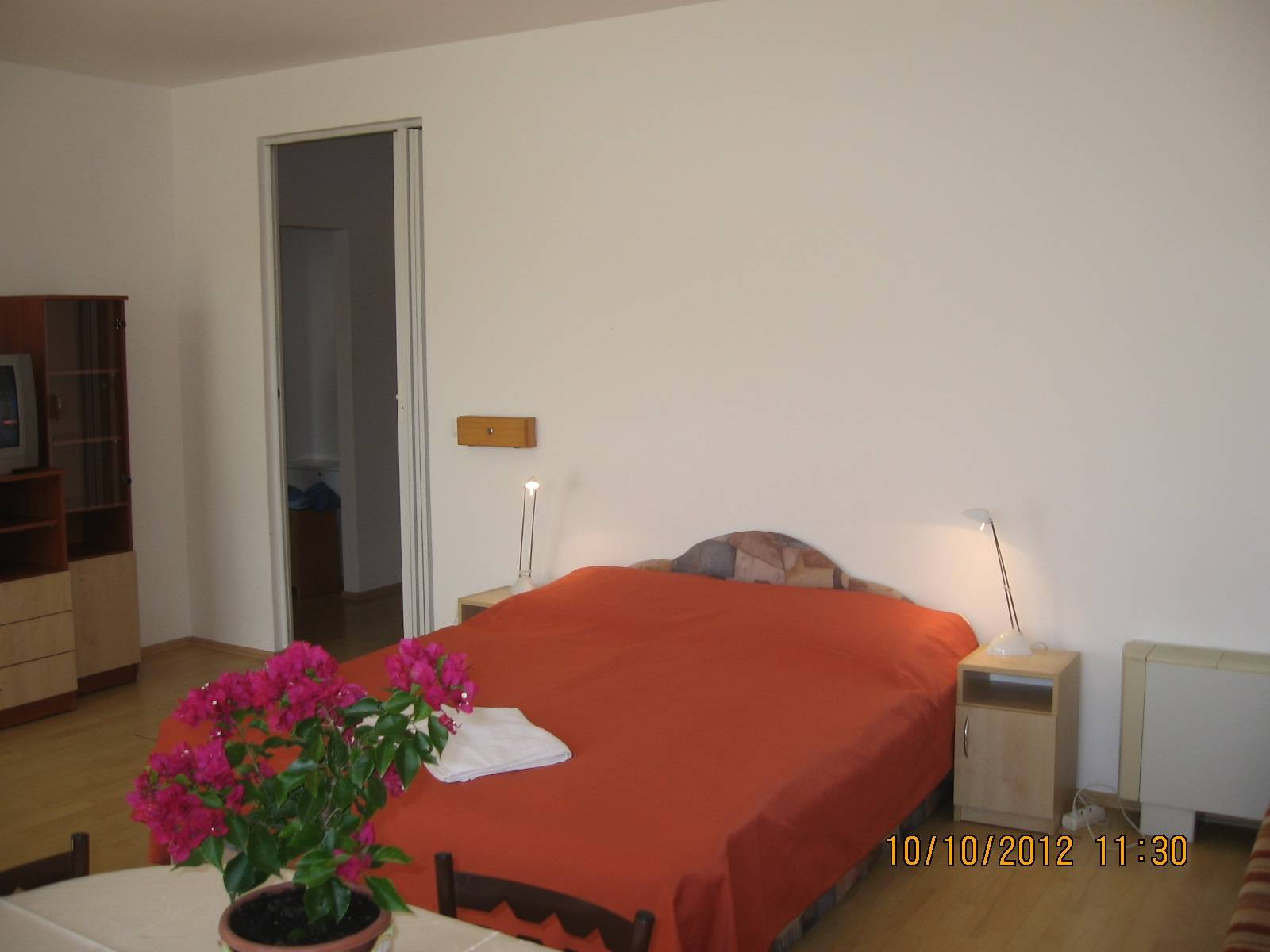 Gambrinusz Apartman Hajdszoboszl - Nappali szoba 2.