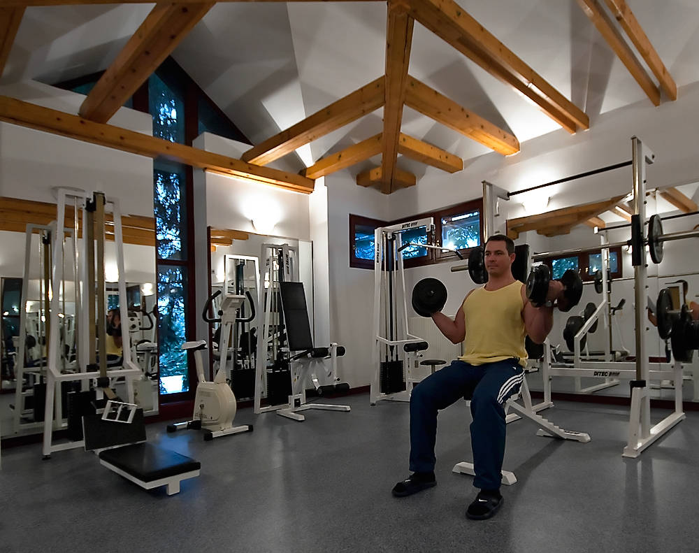 Hotel Szarvaskt Zirc - Fittness terem