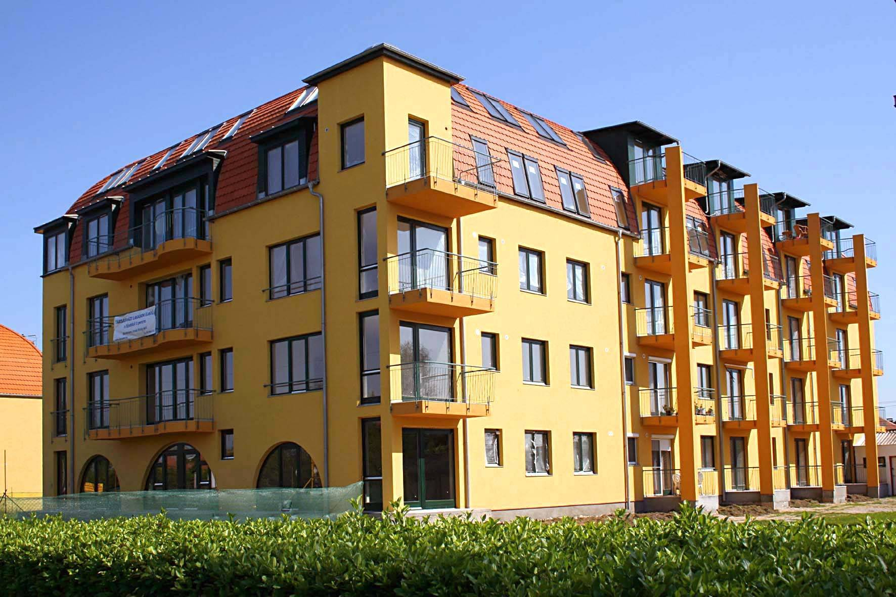 Udvarhz Apartman Mrahalom
