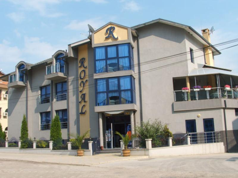 Hotel Royal Nesebar