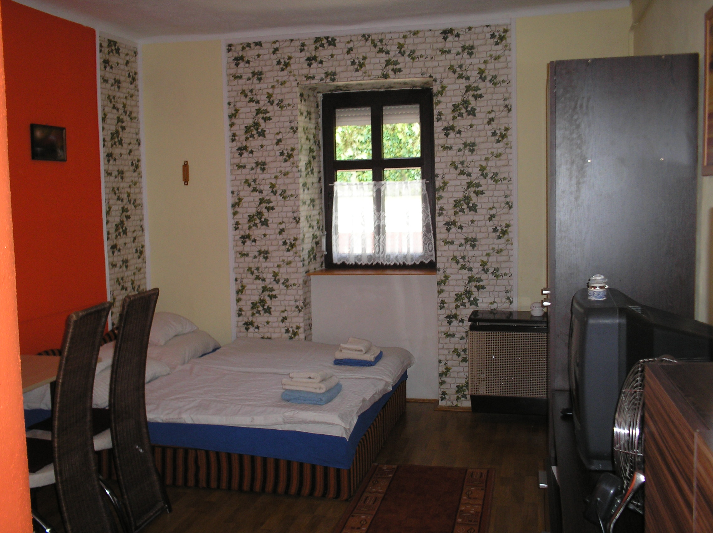 Studio fldszintes 2 fs apartman 1 hltrrel (ptgyazhat)